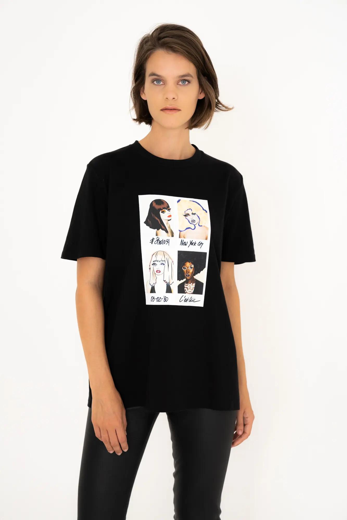 Janice t-shirt studio54