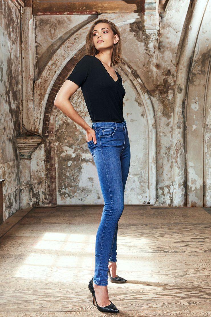 Homage skinny jeans