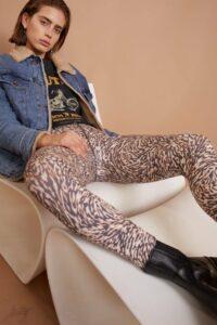 Legging print